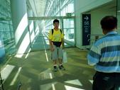 2011年暑假日本九州豪斯登堡夜景酒店五日遊~第5天:P1020167準備搭乘華航CI-0111班機,由日本九州福岡機場飛往台北AM9.00通關後走向56號登機口.JPG