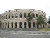 2011春假旅遊點~之4:IMG_6080台中霧峰私立亞洲大學校園--羅馬競技場(體育館).JPG