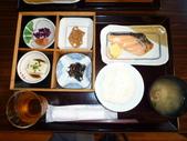 2011年暑假日本九州豪斯登堡夜景酒店五日遊~第5天:P1020160今日早餐,是由福岡SUNLINE飯店所提供的日式早餐,每人一份非常簡單,-但是在日本來說,已相當不錯的早餐了..JPG