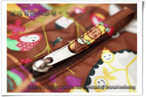 『客訂』童話世界輕便幼兒防潑水棉被袋加大 (咖) NO6203.jpg - 2017手作物