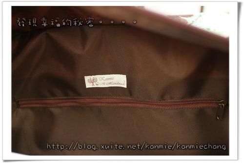 『客訂』童話世界輕便幼兒防潑水棉被袋加大 (咖) NO6204.jpg - 2017手作物