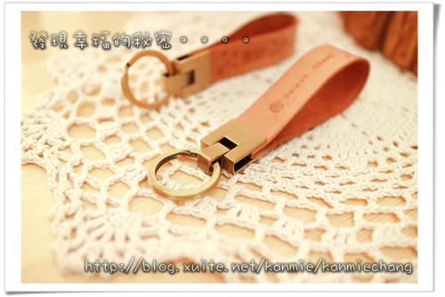『客訂』原色真皮鑰匙圈(古銅)05.jpg - 快樂玩皮、皮革手作