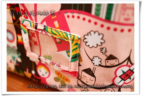 『客訂』童話世界輕便幼兒防潑水棉被袋粉 NO6502.jpg - 2017手作物