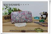 2013年手作物:Chamonix小花手機保護袋10.jpg