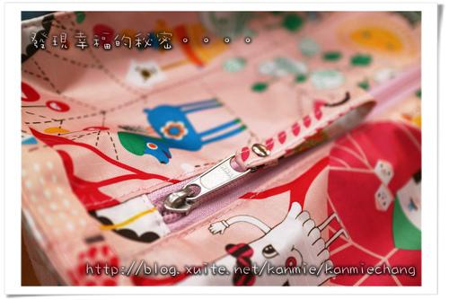 『客訂』童話世界輕便幼兒防潑水棉被袋粉 NO6503.jpg - 2017手作物