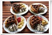 幸福廚房:午茶鬆餅冰淇淋01.jpg