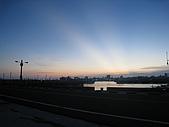 澎湖花羚民宿-我的作品集-澎湖寫真:民宿旁第三漁港夜景