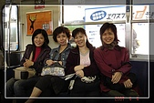 2007日本京都大阪賞櫻之旅:Day2-電車