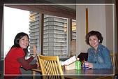 2007日本京都大阪賞櫻之旅:Day2-飯店20樓2