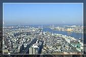 2007日本京都大阪賞櫻之旅:Day2-大阪日景3