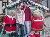 08.01.08五八車車又拋錨之綠光森林:聖誕泰迪熊
