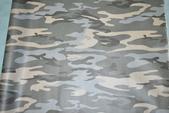 圖案防水布:柔和迷彩