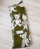 棒針包:可愛的熊寶貝又出沒...