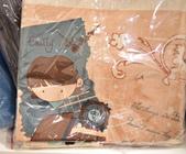 棉麻布:愛蜜莉旅遊去。麻白麻粉多色呈現