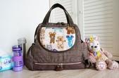 媽寶包:整體造型很有童心的可愛的包包