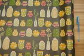 圖案防水布:花草生活