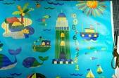 圖案防水布:海洋世界2