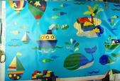 圖案防水布:海洋世界1