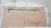 2016手作:(四)使用珠針,先於背面做固定