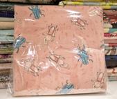 棉麻布:可愛小昆蟲