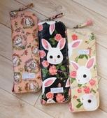 棒針包:粉萌兔與花園兔。長棒針包。NO.246~NO.247~NO.248