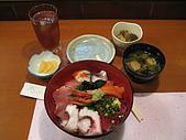 2008/06 日本長野旅遊 Japan Nagano:0806131842_晚餐海鮮丼_1.JPG
