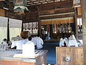 2008/06 日本長野旅遊 Japan Nagano:0806140834_下諏訪-諏訪大社下社秋宮神樂殿法事_1.JPG