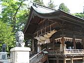 2008/06 日本長野旅遊 Japan Nagano:0806140823_下諏訪-諏訪大社下社秋宮神樂殿側景_1.JPG