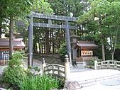 2008/06 日本長野旅遊 Japan Nagano:0806140815_下諏訪-諏訪大社下社秋宮鳥居_1.JPG