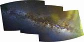 2013/7/5 合歡山昆陽及7/6塔塔加:銀河