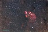 2013/7/5 合歡山昆陽及7/6塔塔加:NGC6334_貓爪