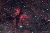 2013/9/6 合歡山昆陽:IC1318 蝴蝶星雲