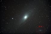 梅西爾星體標示:M110s