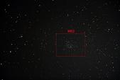 梅西爾星體標示:M052s