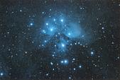 2013/11/29 合歡山昆陽:M45 昴宿星團