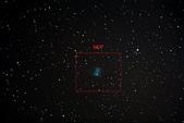 梅西爾星體標示:M027s
