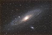 2013/10/5 合歡山昆陽:M31 仙女座大星系
