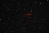 梅西爾星體標示:M103s