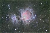 2013/10/5 合歡山昆陽:M42,M43 火鳥星雲