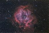 2013/11/29 合歡山昆陽:NGC2244 玫瑰星雲