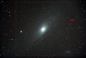 梅西爾星體標示:M031s