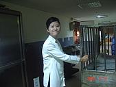 校外實習第二次訪視:推布巾的梁惠菱