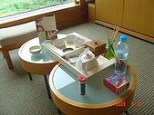 礁溪老爺:桌面擺設