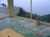 花蓮悅來:後面就是太平洋的 Jaccuzi