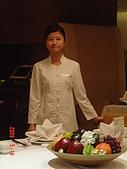 校外實習第二次訪視:新竹國賓中餐廳
