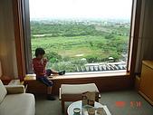 礁溪老爺:房間的窗戶
