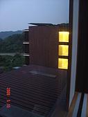 礁溪老爺:清晨的建築物