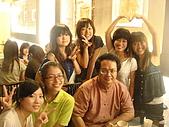 2009/6/6 四觀三甲班聚:可愛的小美女們