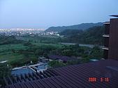 礁溪老爺:清晨的景色