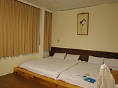 民宿系列:房間裡面幾乎甚麼都和竹子有關